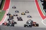 2016年F1第18戦アメリカGP レーススタート