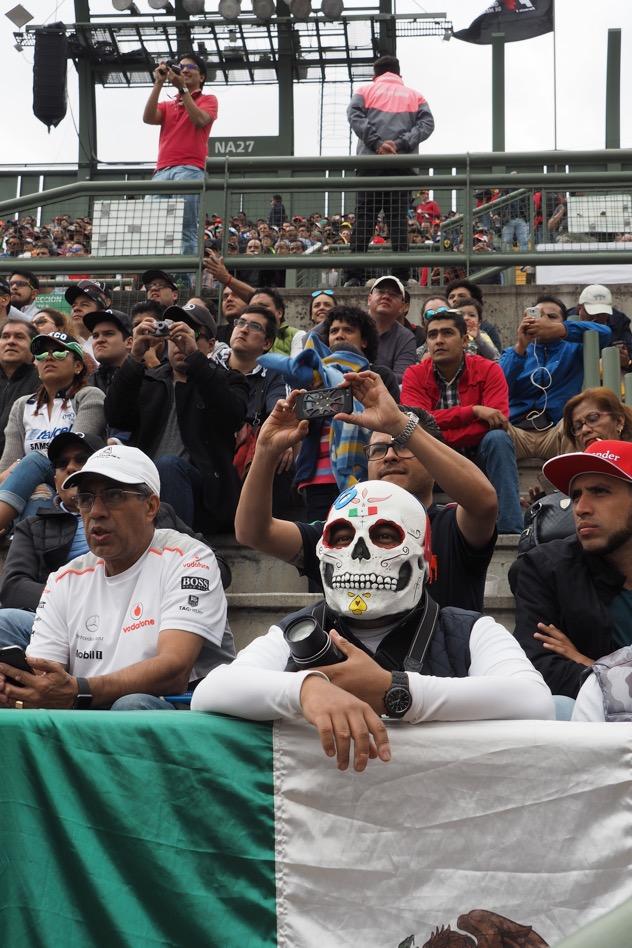 スタジアムは初日から大入り@メキシコGP現地情報