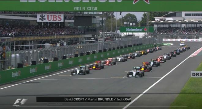 動画:F1メキシコGPレースハイライト