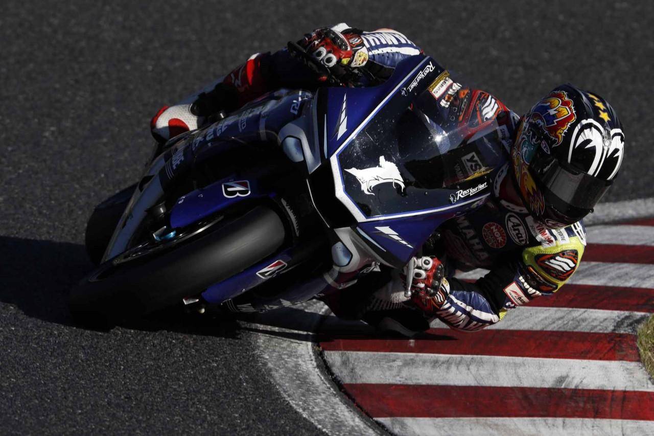 レース1のポールポジションを獲得した中須賀克行 – AUTOSPORT web