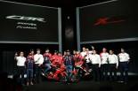 イタリアのミラノで開催されたEICMA2016で二輪モータースポーツ活動の参戦体制発表を行った。