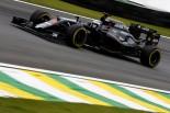 2016年第20戦ブラジルGP フェルナンド・アロンソ(マクラーレン・ホンダ)