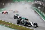 2016年F1第20戦ブラジルGP 決勝スタート