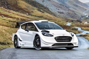 Mスポーツが公開したフォード・フィエスタWRC