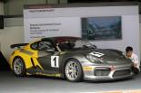 ハブオート・レーシングがブランパンGTシリーズ・アジアに投入するポルシェ・ケイマンGT4・クラブスポーツMR