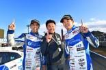 JRPAアワード大賞に選ばれたKONDO RACING。タイヤ無交換作戦でのドラマチックな勝利が受賞理由となった。