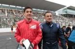鈴鹿ファン感に3年連続来場が決まったジュリアーノ・アレジ(左)、ジャン・アレジ(右)