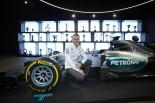 2017年にメルセデスF1と契約したバルテリ・ボッタス