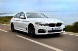 新型「BMW 540i」(写真は欧州仕様)
