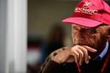 ロズベルグ引退騒動の終わりを強調するラウダ