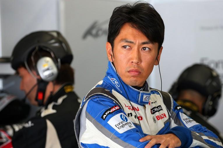 韓国のレースに挑戦することになった柳田真孝