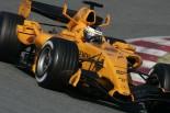 2006年プレシーズンテスト ペドロ・デ・ラ・ロサ(マクラーレンMP4-21)