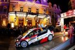 WRC第1戦モンテカルロ ヤリ-マティ・ラトバラ(トヨタ・ヤリスWRC)