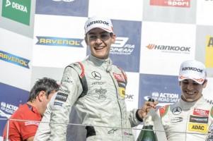 ジョージ・ラッセル 2016年ユーロF3選手権シリーズ3位