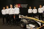 トヨタエンジン使用チームから、17年のスーパーフォーミュラに参戦するドライバー