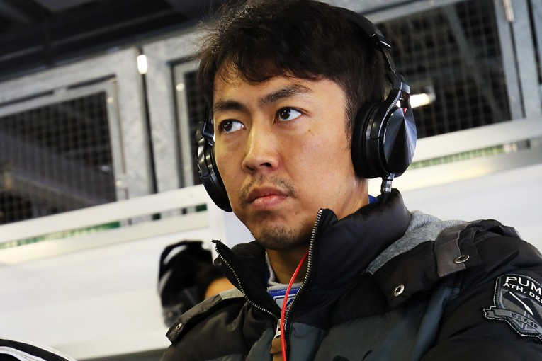 Audi Team Hitotsuyamaへの加入が正式に決まった柳田真孝