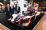 1月12日、オートスポーツ・インターナショナル・エキシビションでアンベイルされたユナイテッド・オートスポーツのリジェJS P217・ギブソン