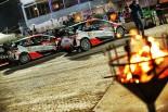 WRCスウェーデンのSS1はラトバラが最速。トヨタに復帰後初のステージ優勝をもたらした