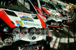 WRC第2戦スウェーデン トヨタ・ヤリスWRC