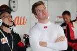「当面は日本でのレース活動に集中する」と語ったニック・キャシディ