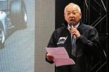 「世界的にも珍しいほどの手厚いサポート」と語る坂東代表