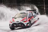 WRC第2戦スウェーデン ヤリ-マティ・ラトバラ(トヨタ・ヤリスWRC)