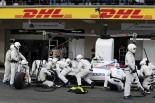 2016年F1第19戦メキシコGP バルテリ・ボッタス(ウイリアムズF1)