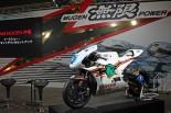 マン島TTレースでクラス優勝を飾った電動バイク『神電 伍』