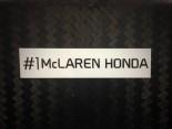 マクラーレン・ホンダ2017年型MCL32のシャシー#1が誕生