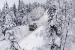 FIAラリーディレクターから、安定した積雪が必要と指摘されたラリー・スウェーデン