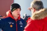 WRC第2戦スウェーデンで7位入賞を果たしたヘイデン・パッドン(ヒュンダイi20クーペWRC)