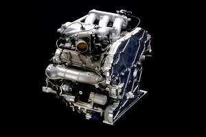 DPi用VR38エンジン