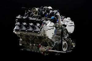 LMP3用VK50エンジン