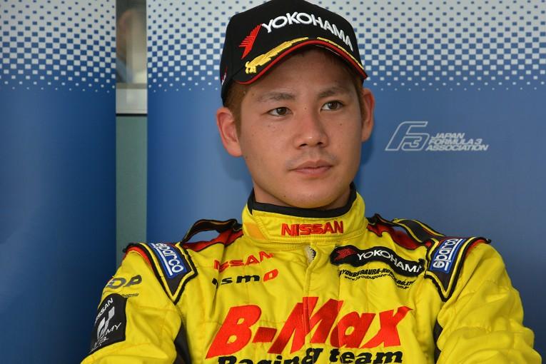 2016年は全日本F3の8レースにスポット参戦した高星明誠。今季は悲願のタイトルに挑む。