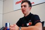 GP2タイトルを獲得していながら、謙虚な姿勢で素直に新しい挑戦について語るガスリー。