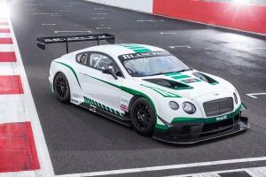世界中のGT3カーレースで活躍するベントレー・コンチネンタルGT3がついにスーパーGTにも登場する。