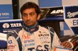 TCS NAKAJIMA RACINGに加入したナレイン・カーティケヤン
