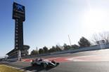 2016年F1バルセロナ合同テスト ルイス・ハミルトン(メルセデス)