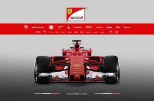 フェラーリ『SF70H』