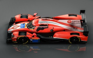 WECに参戦するCEFCマノーTRSレーシング。CEFCは中国のエネルギー企業。タイアップするTRSレーシングも中国系チームだ