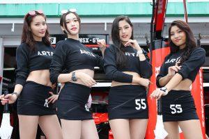 レースクイーン | スーパーGT第7戦SUGO