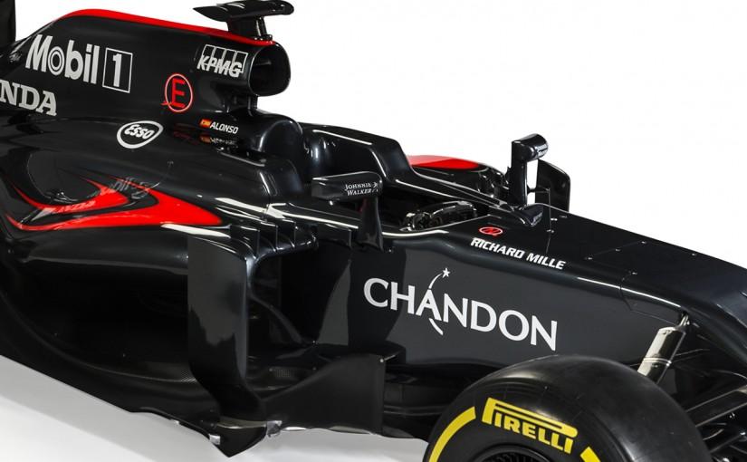 F1 | ジョニー・ウォーカー、マクラーレンに残留