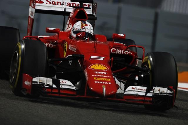 王座狙うフェラーリ、プルロッド式サスを放棄か(1)