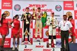 F1 | シューマッハー表彰台もフィッティパルディがV