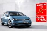 欧州の自動車雑誌の人気投票により、フォルクスワーゲンが販売するゴルフが4年連続でBest Cars 2016を受賞した