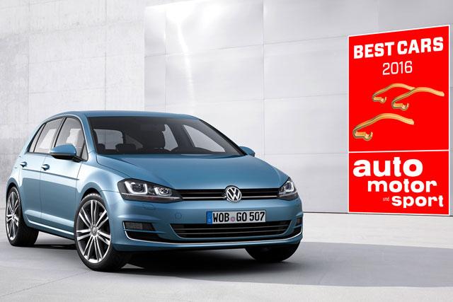 クルマ | VWゴルフ、欧州人気投票で4年連続ベストカー選出