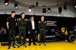 F1 | ルノー、マグヌッセンと新車「R.S.16」を正式発表