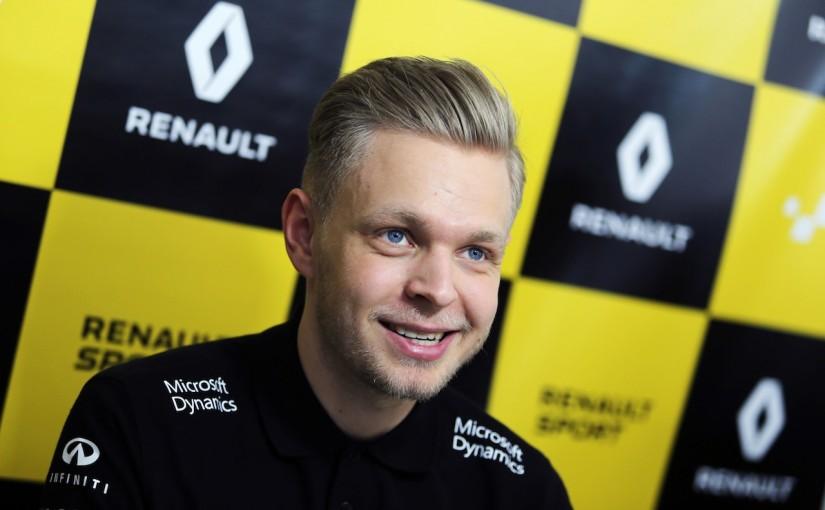 F1 | マグヌッセン、ルノーと契約したのは「発表の前日」