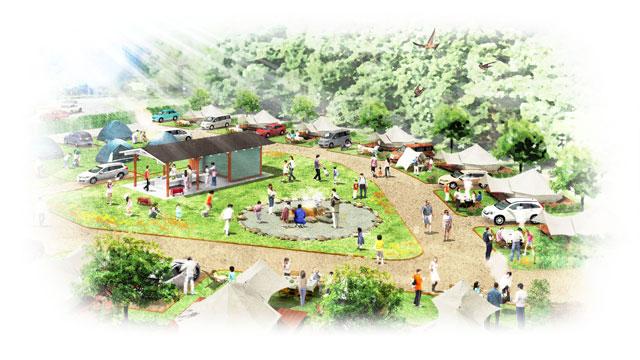 インフォメーション | もてぎのオートキャンプ場がリニューアルオープン
