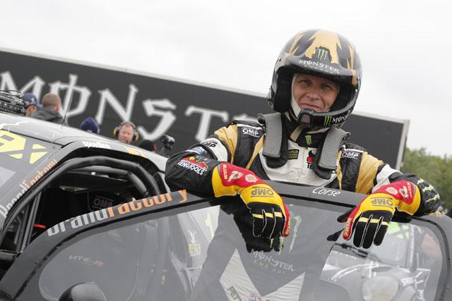 ラリー/WRC | マキネン、17年WRCにソルベルグ起用を検討か